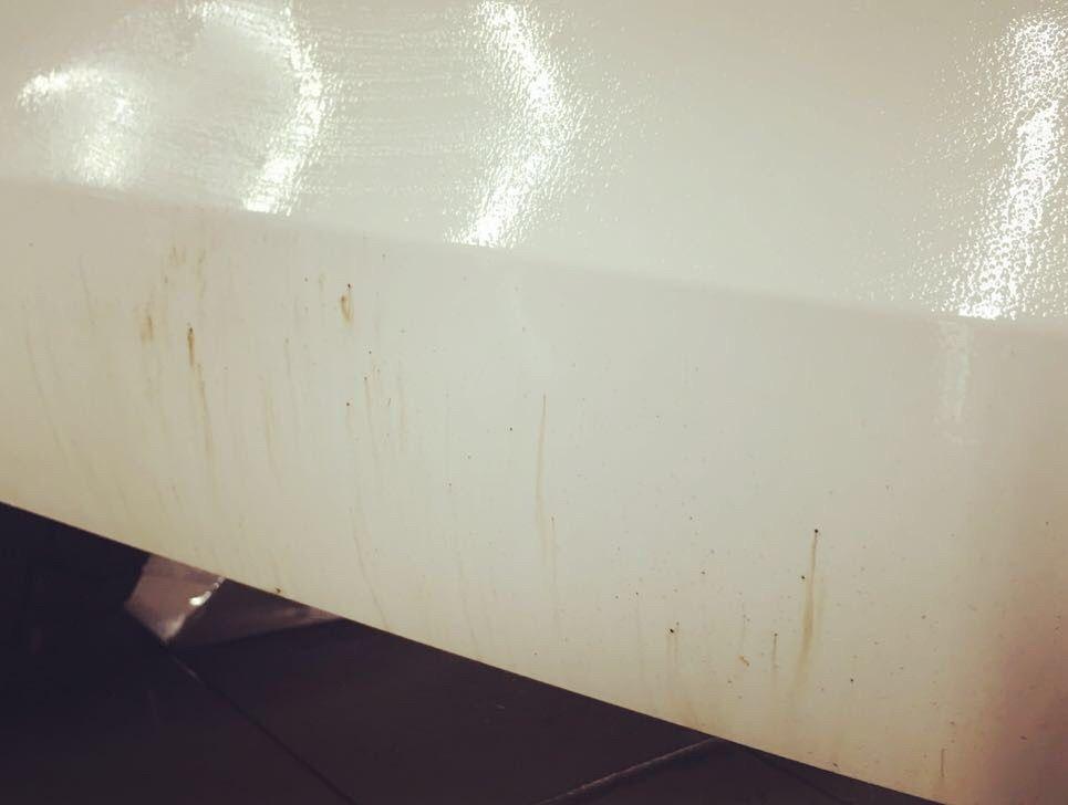чистка авто от битума