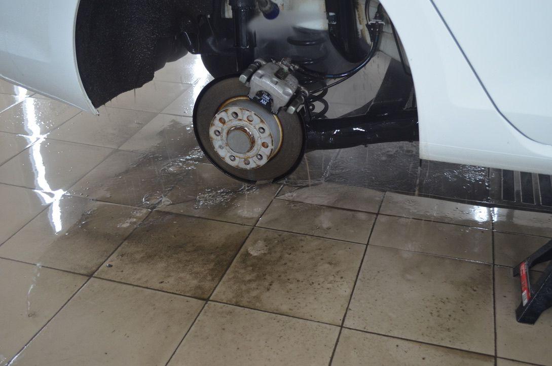 мойка арок авто